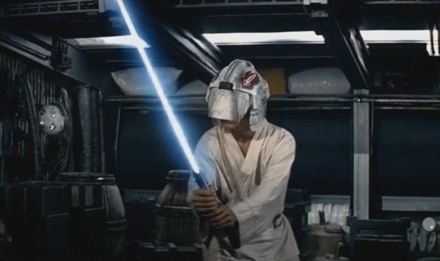 5. Rey's Jedi Training