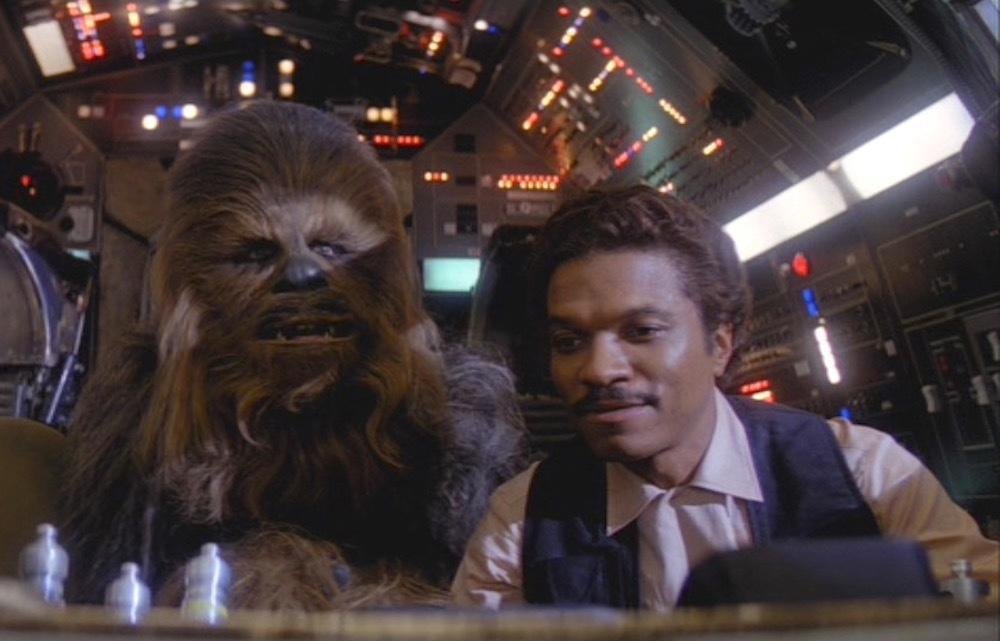 """11. """"Chewie, Old Buddy"""""""