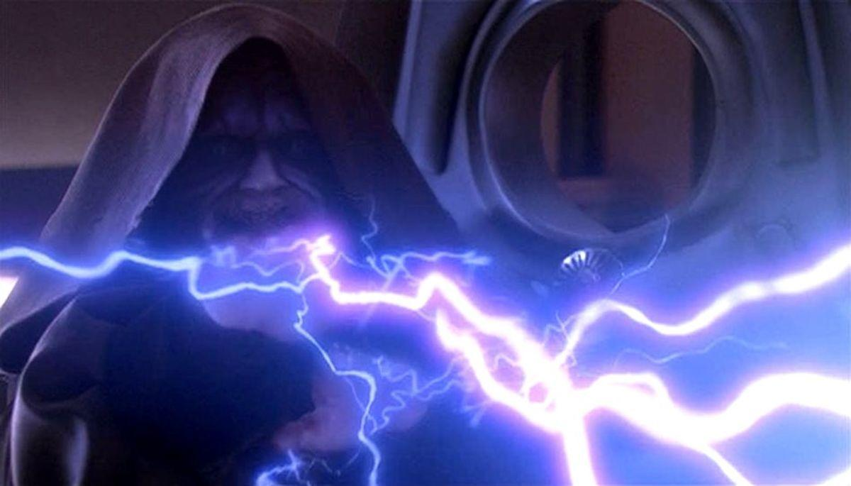15. Force Lightning