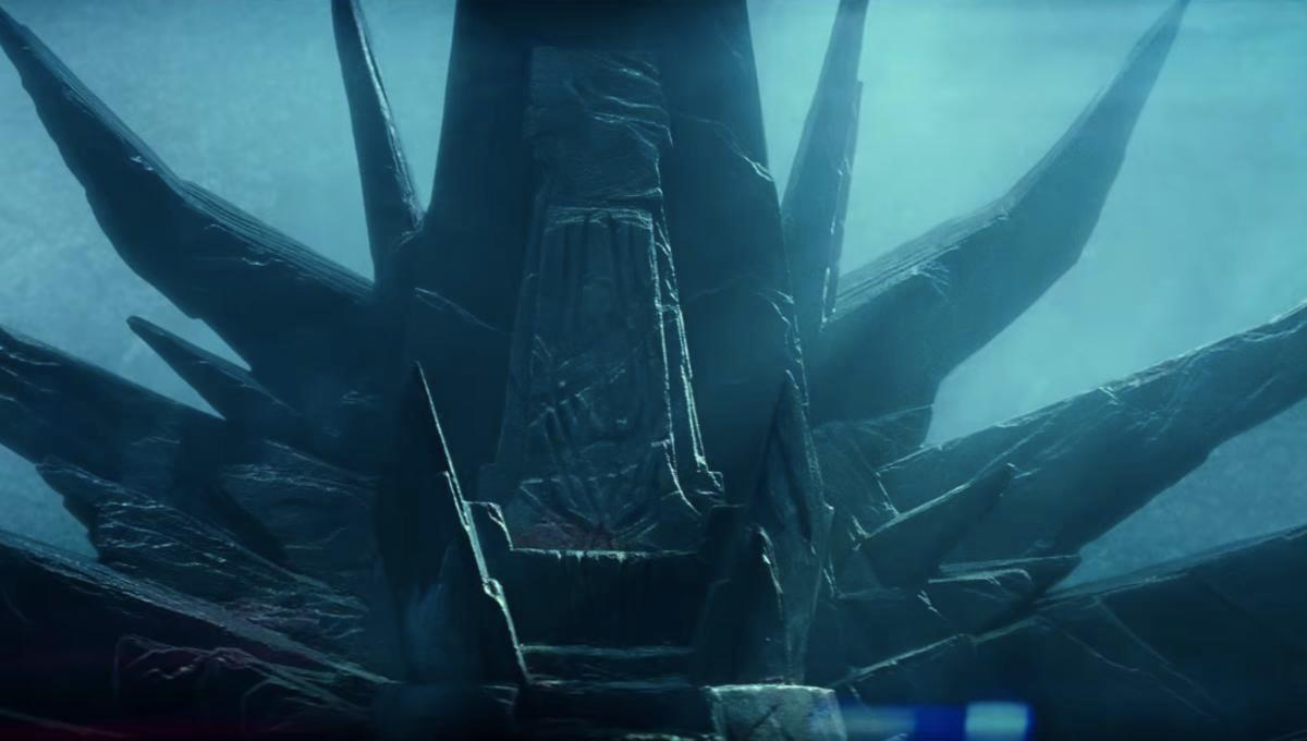 19. The Sith Throne