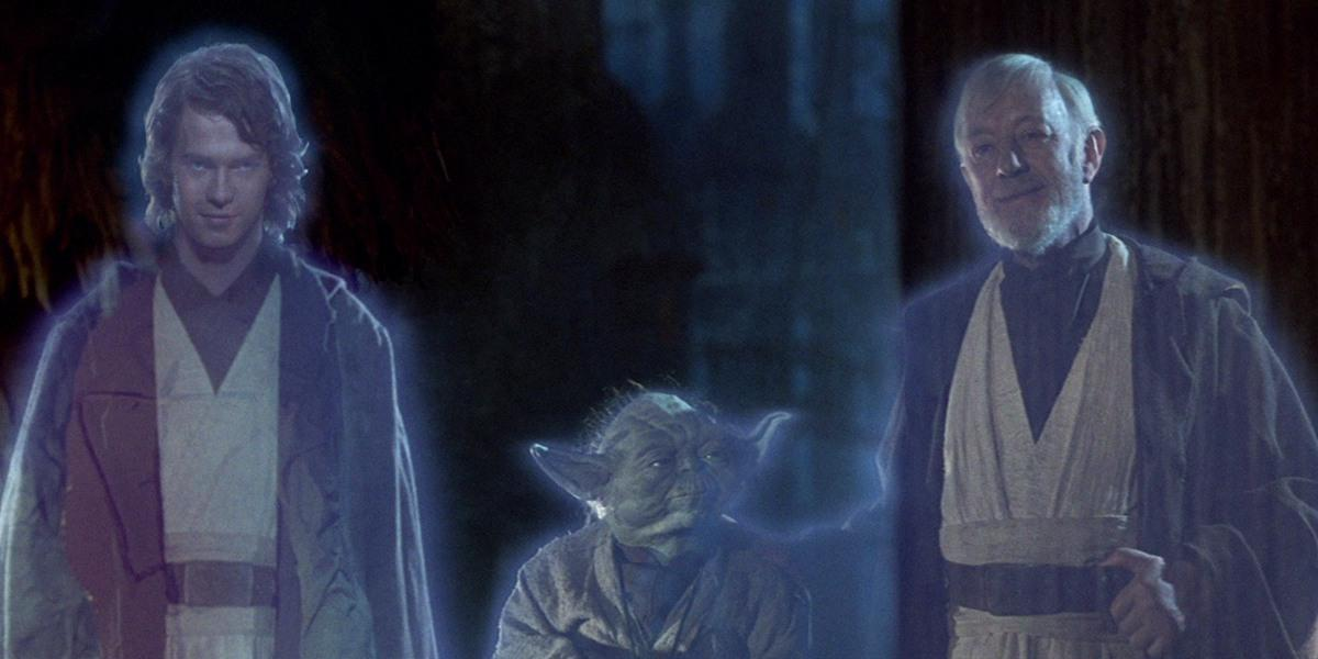 39. More Force Ghosts