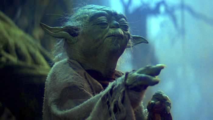 25. Luke Raises His X-Wing