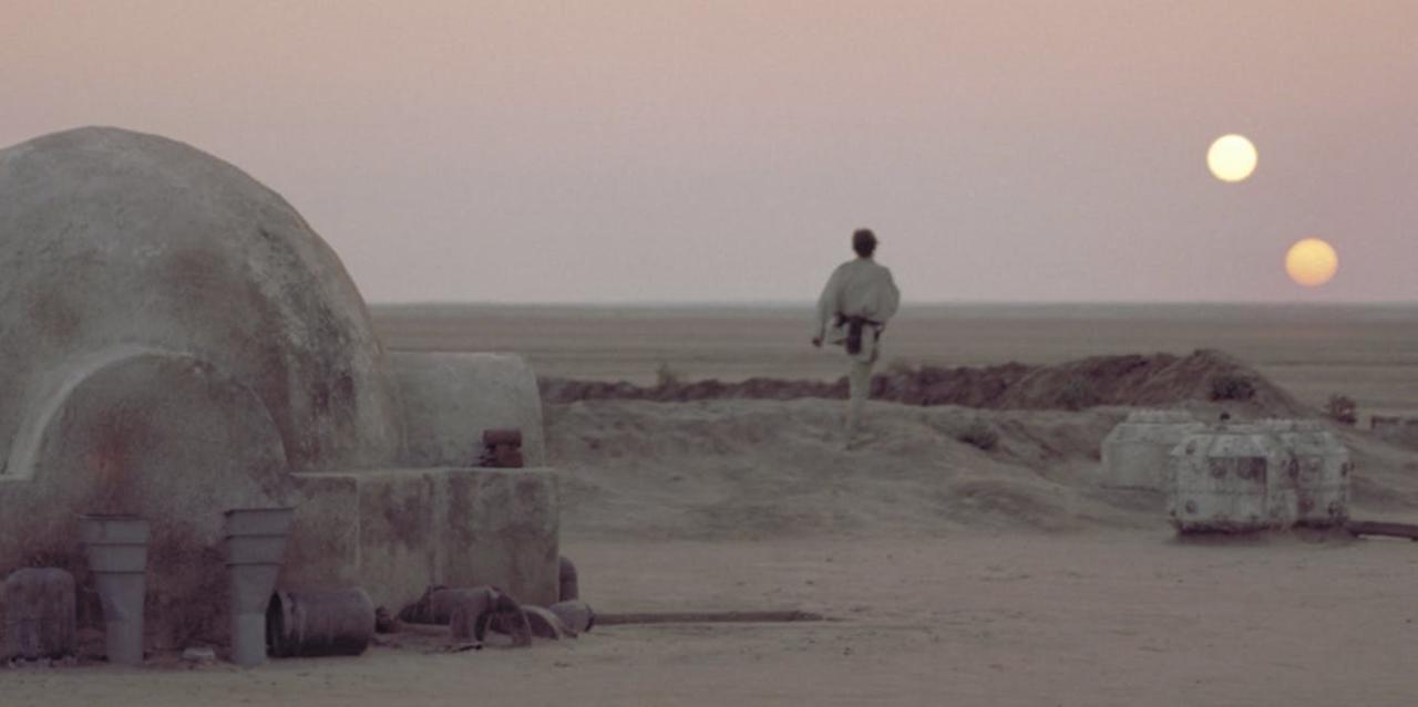 40. A New Skywalker