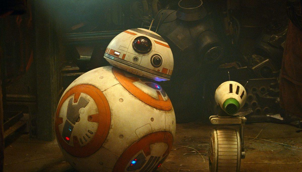 """42. """"Never Underestimate A Droid"""""""