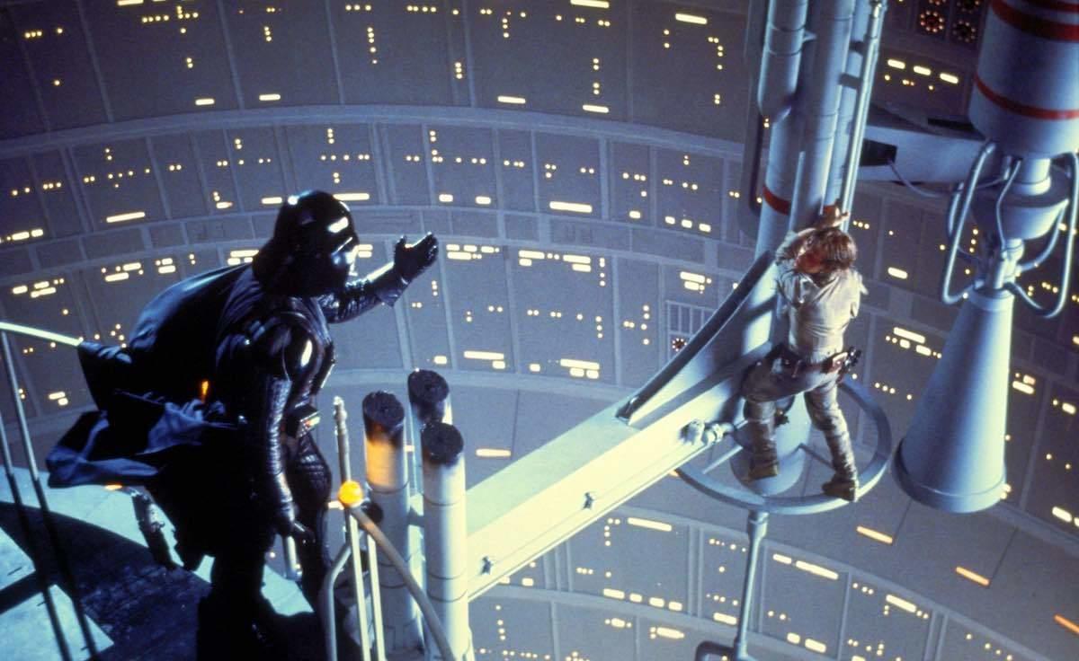 7. Remembering Luke Vs. Vader