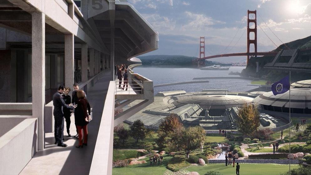 6. Revisiting Starfleet Headquarters