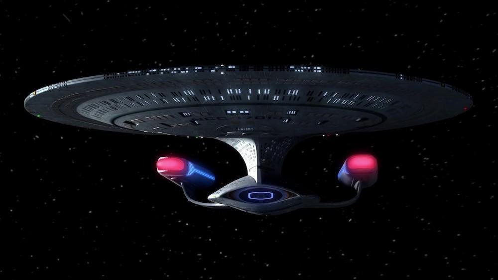 8. Remembering The Enterprise