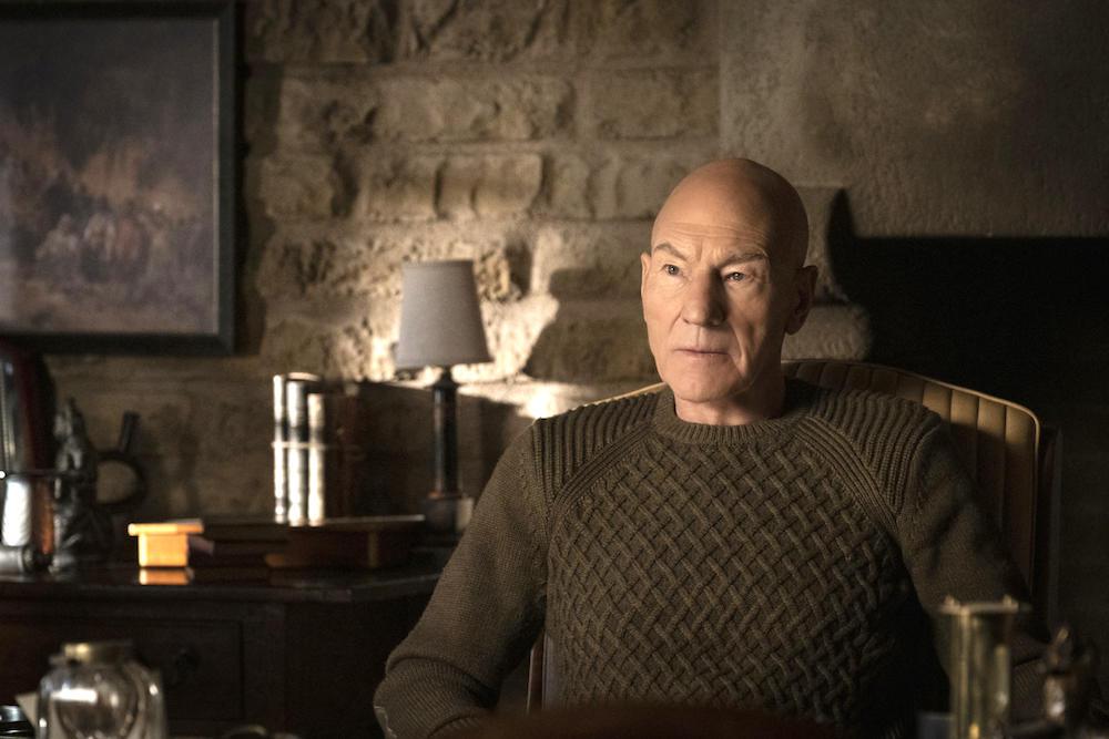 14. Picard: Not A Sci-Fi Fan