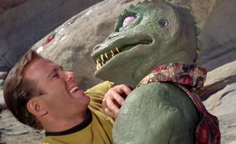 15. Remember The Gorn?