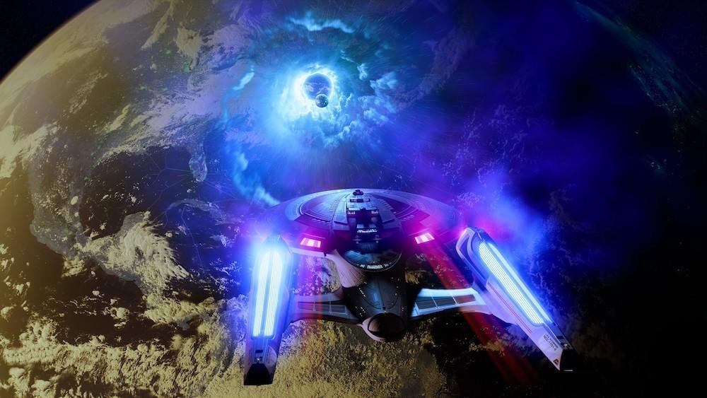 13. The Borg's Chronometric Particles
