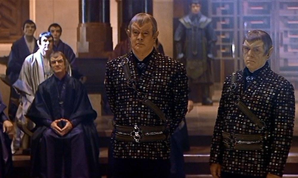3. The Romulan Peace Treaty