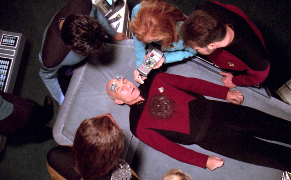 4. Picard's Metal Heart