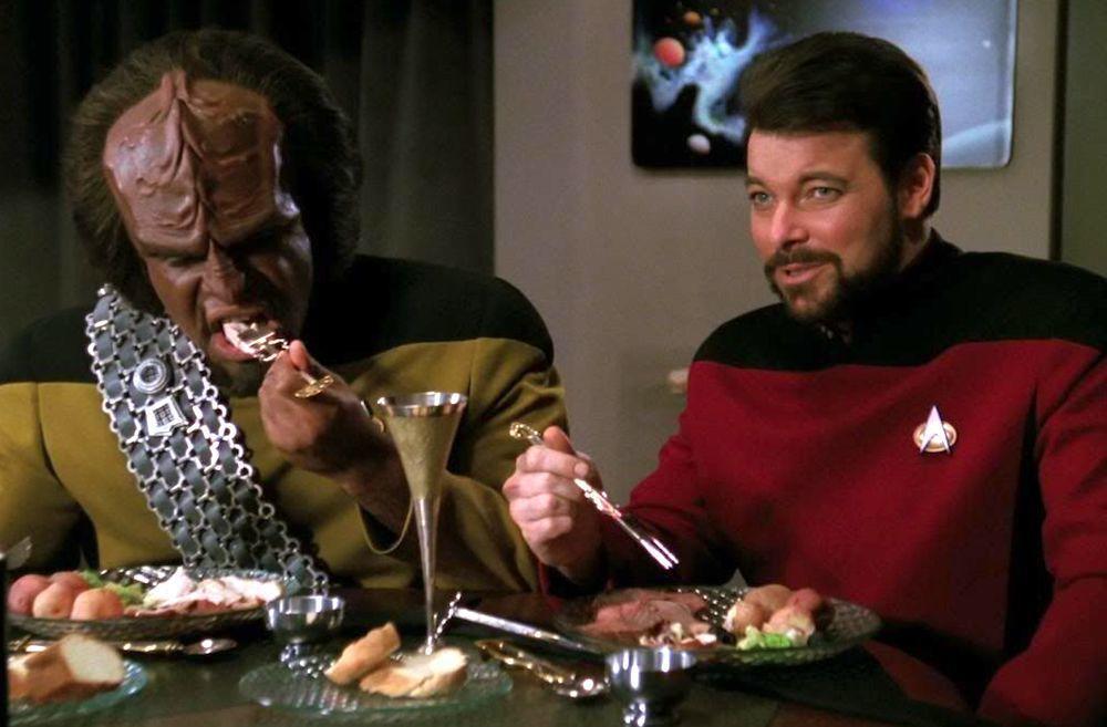 12. Chef Riker