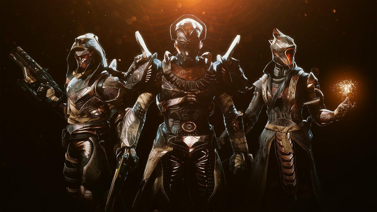 Se você conseguir cinco ou sete vitórias esta semana, você ganhará duas peças de armadura com o tema Desafios de Osíris.