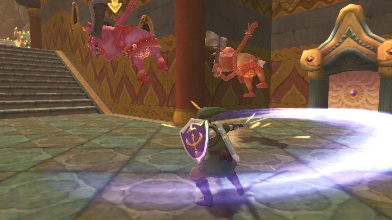 รีวิว Zelda Skyward