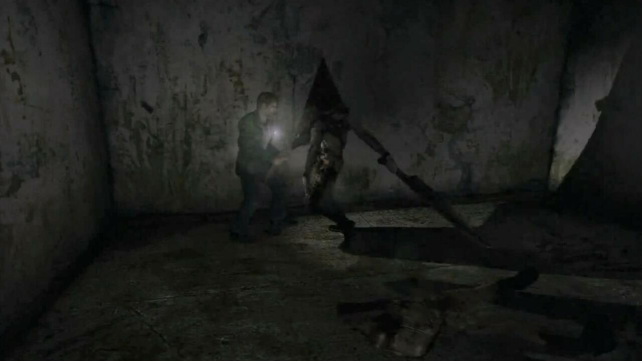 7. Silent Hill 1-4