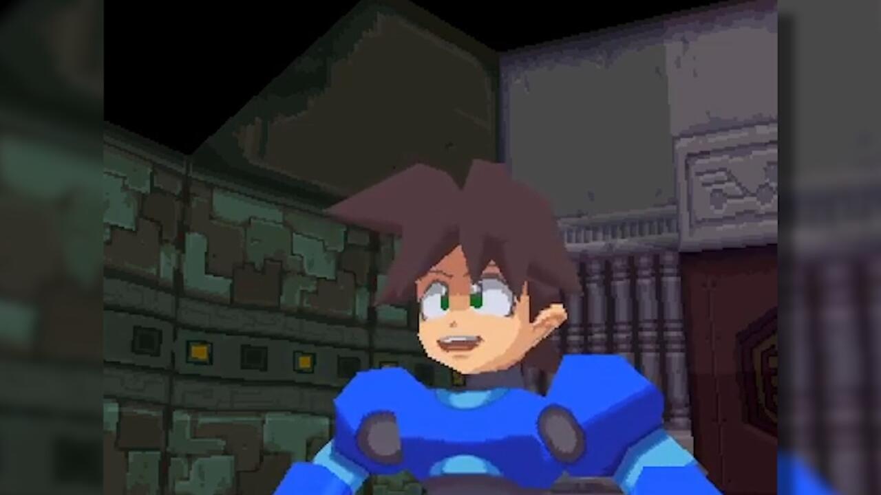 6. Mega Man Legends