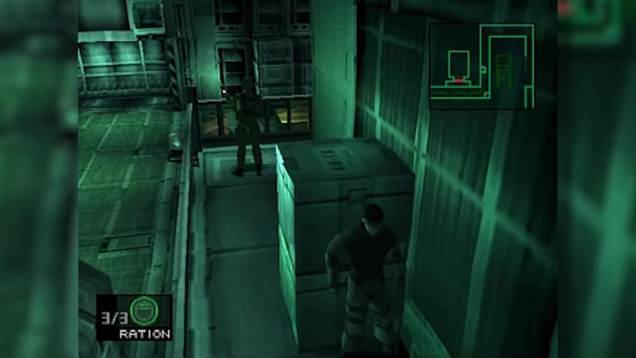 5. Metal Gear Solid