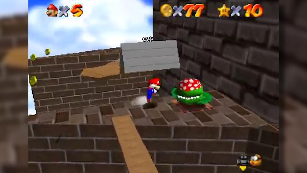 2. Super Mario 64