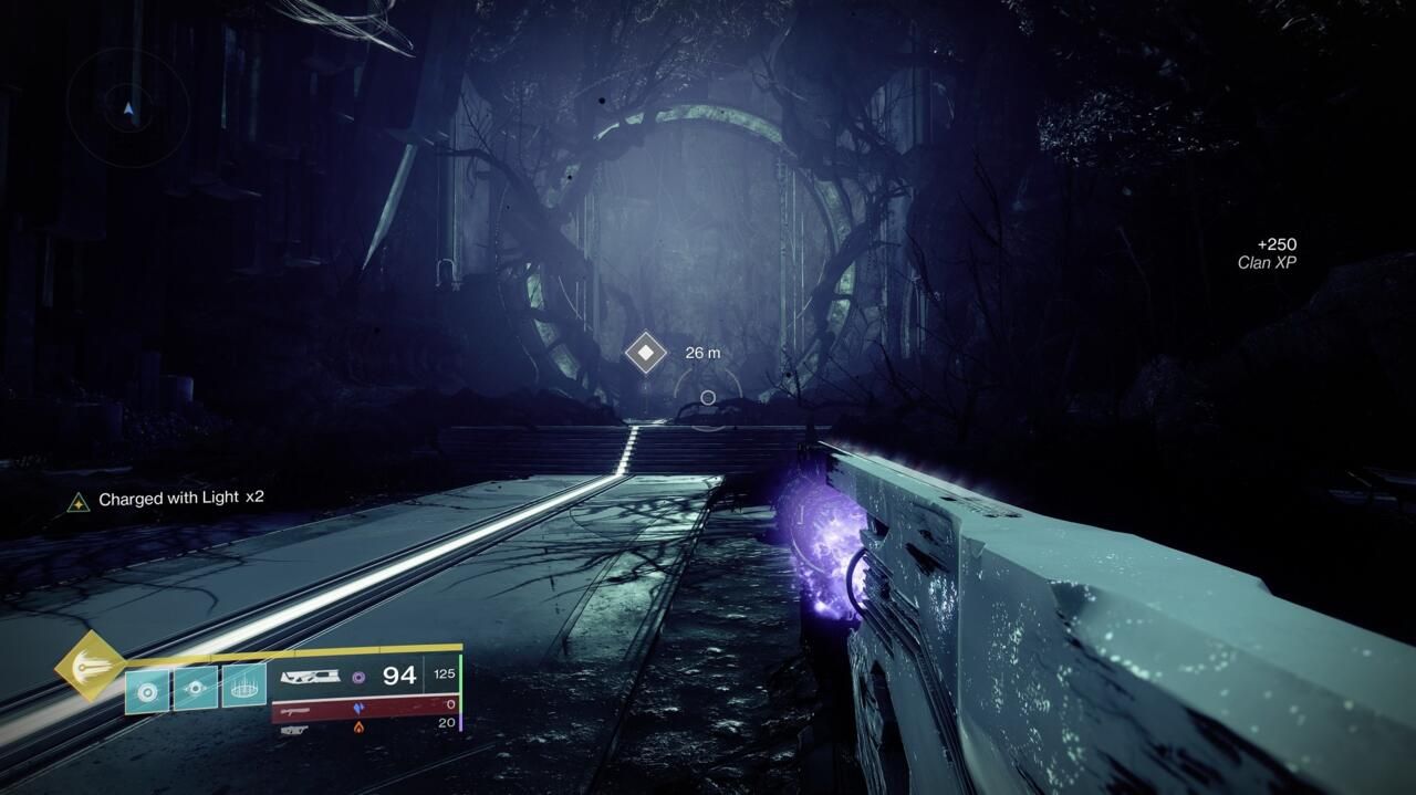 The next Atlas Skew is right next to the old Shattered Throne portal that Guardians once could only use to reach the dungeon every three weeks.