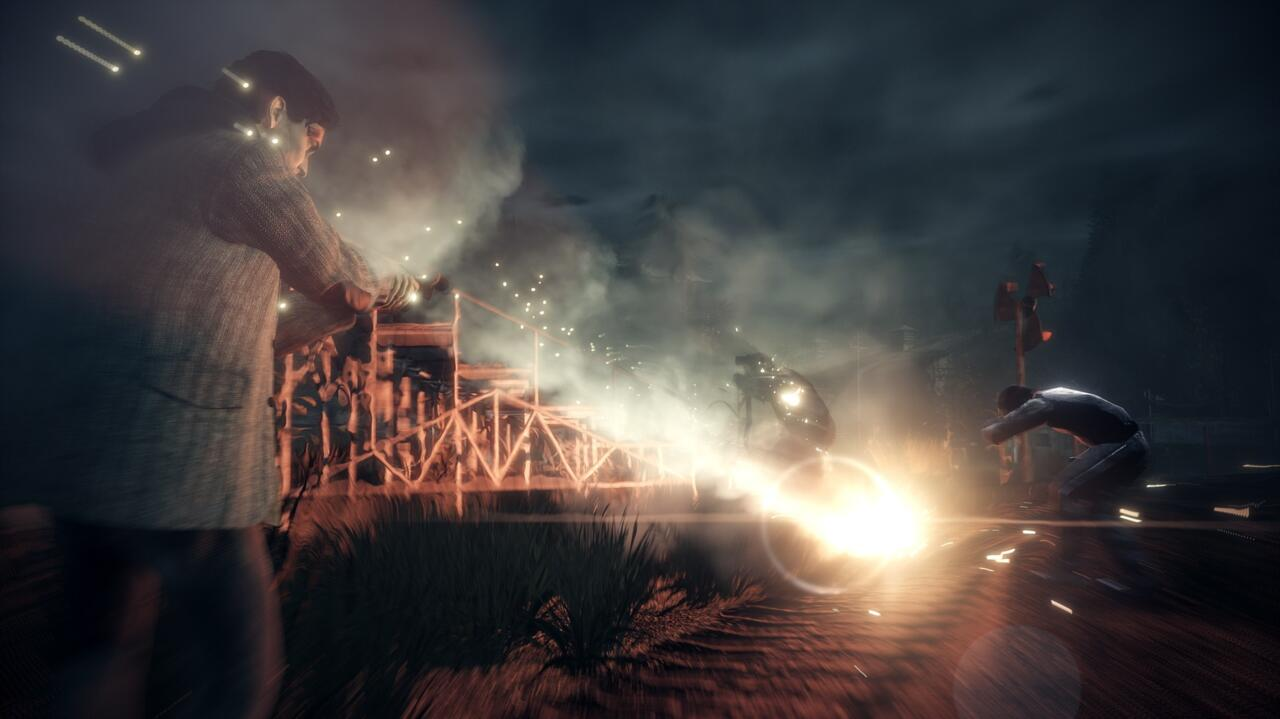 The improved framerate makes those cinematic moments of dodging attacks or and blowing up several enemies pop.