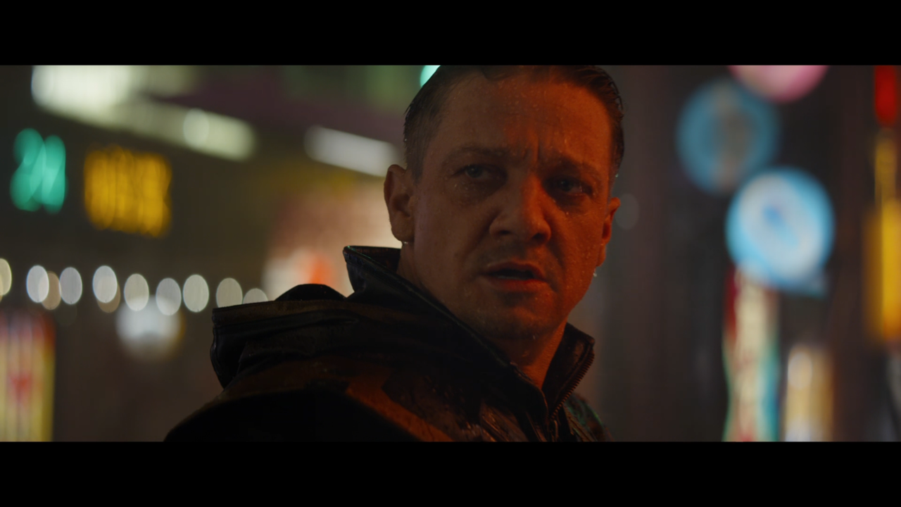 Hawkeye's back, but he's Ronin now