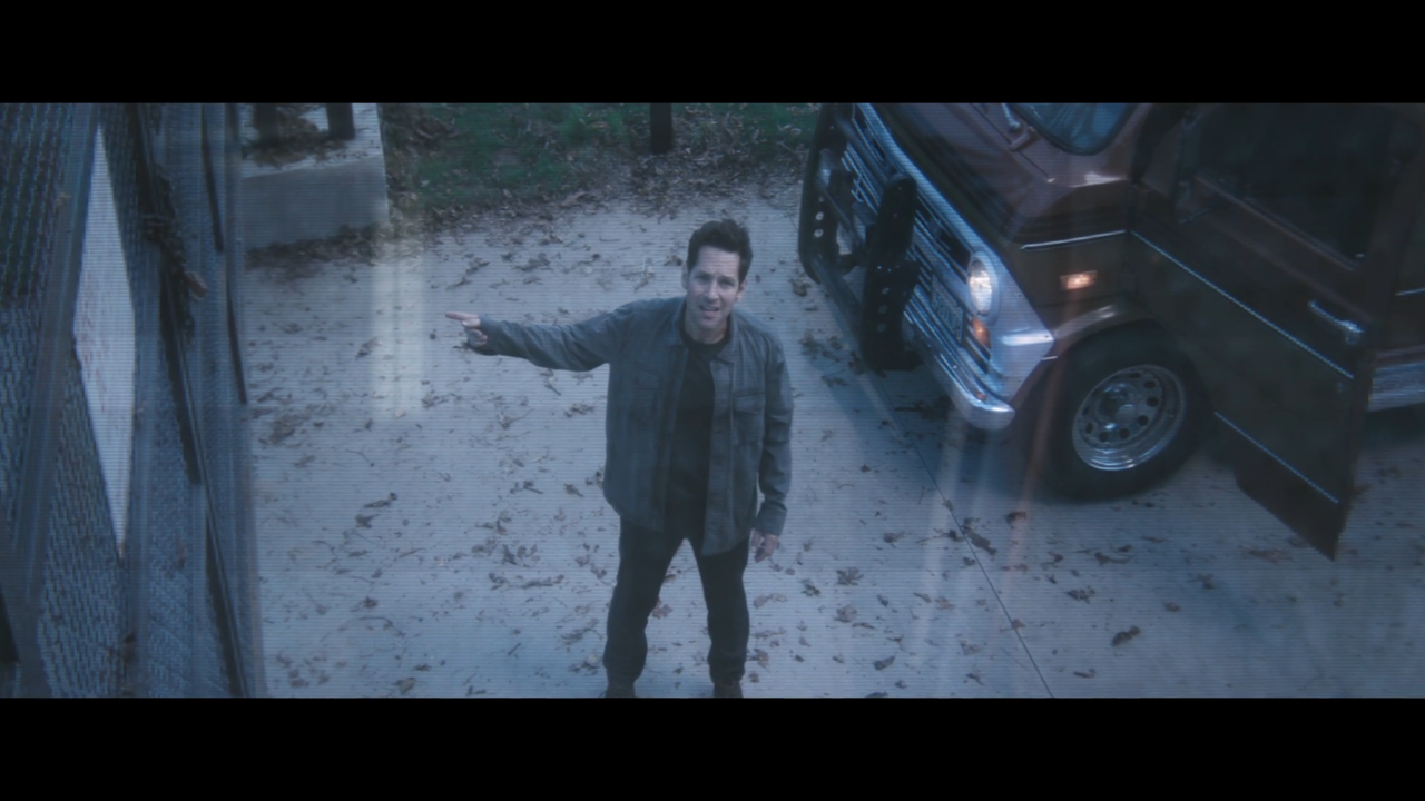Scott Lang made it out of the Quantum Realm....somehow