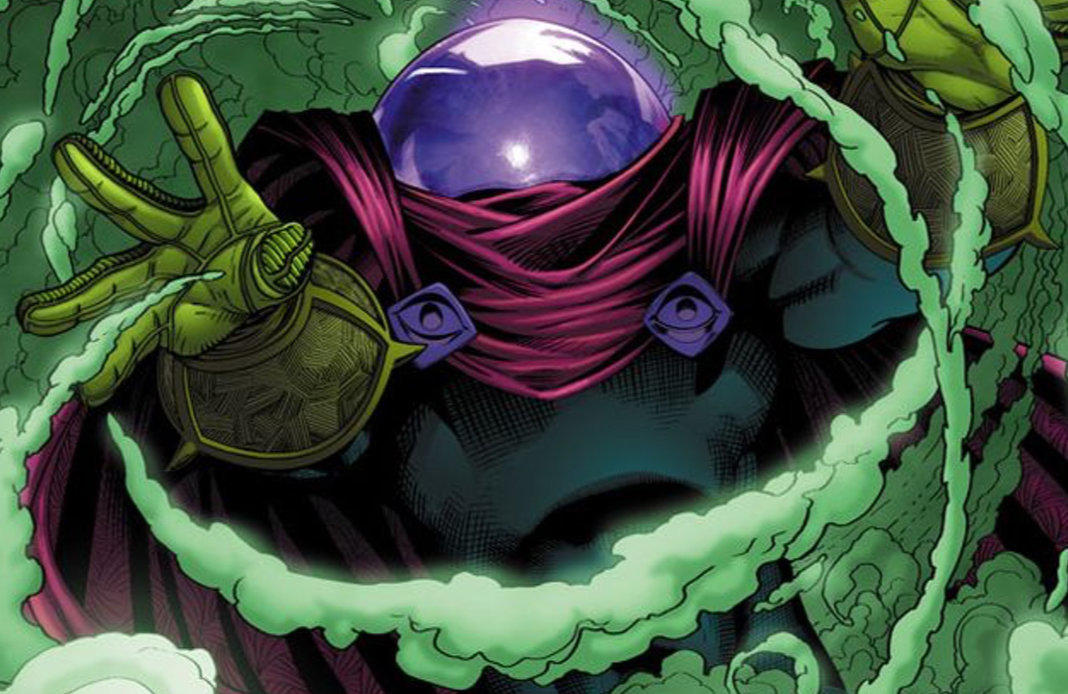 Mysterio is here