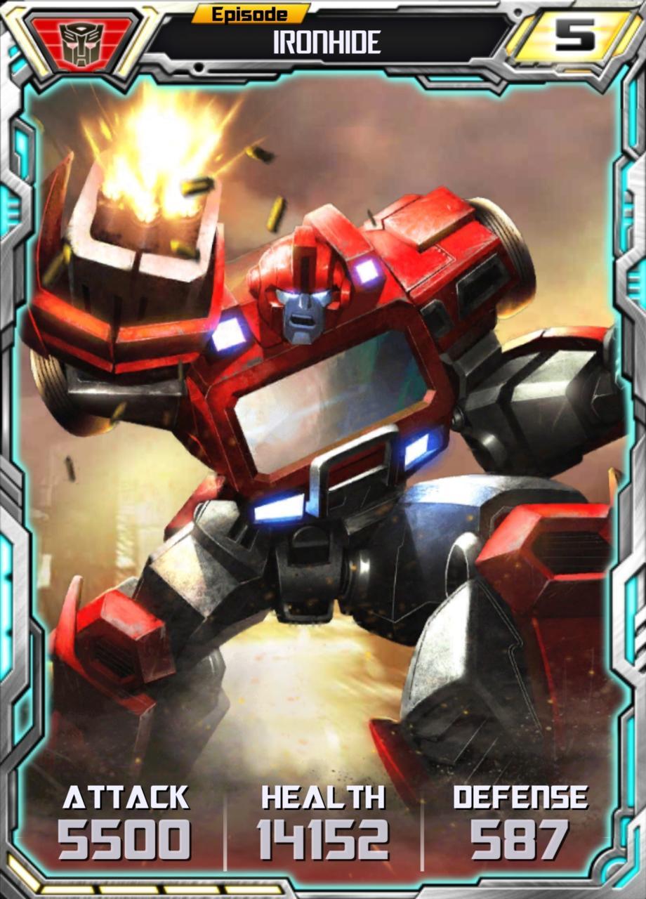 6.) Ironhide