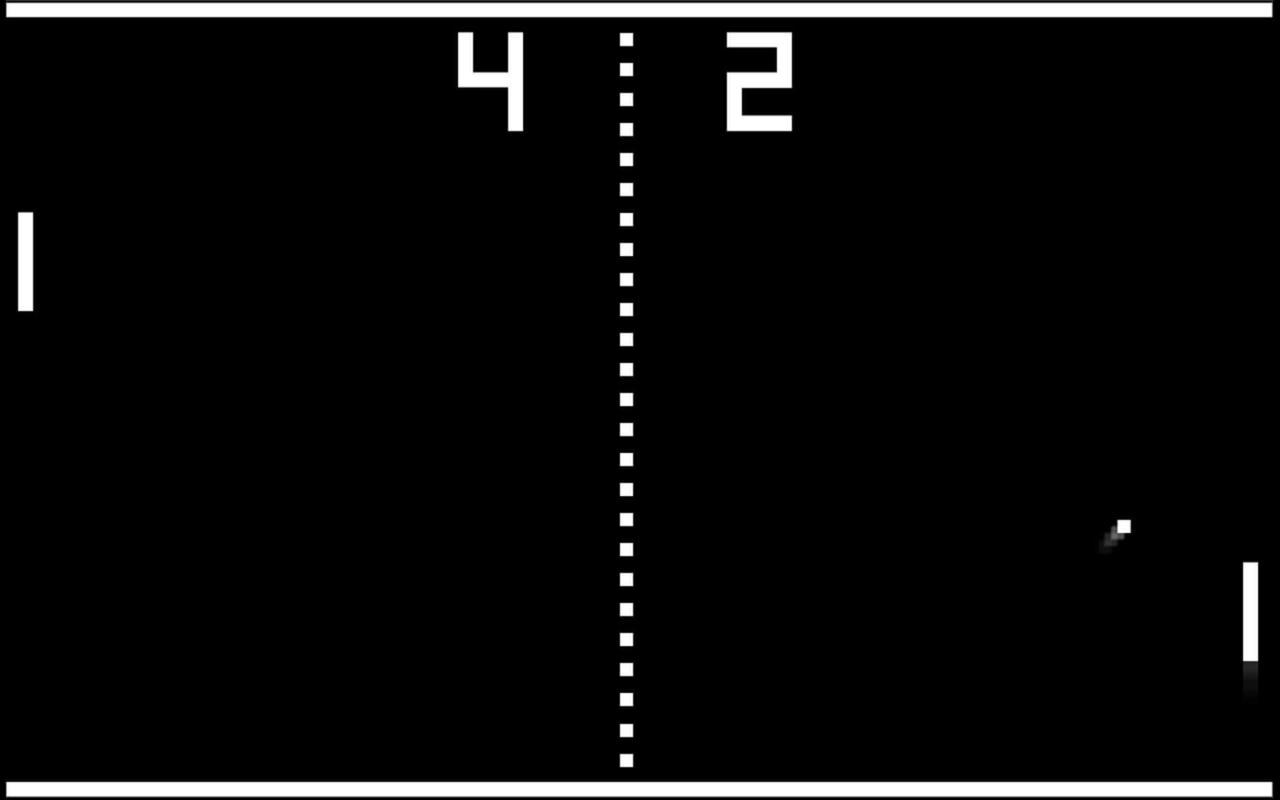 16.) Pong