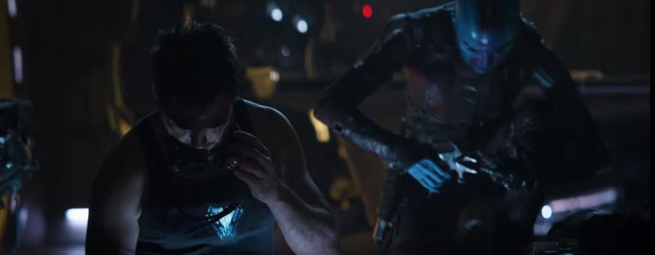 Tony and Nebula, Teaming Up