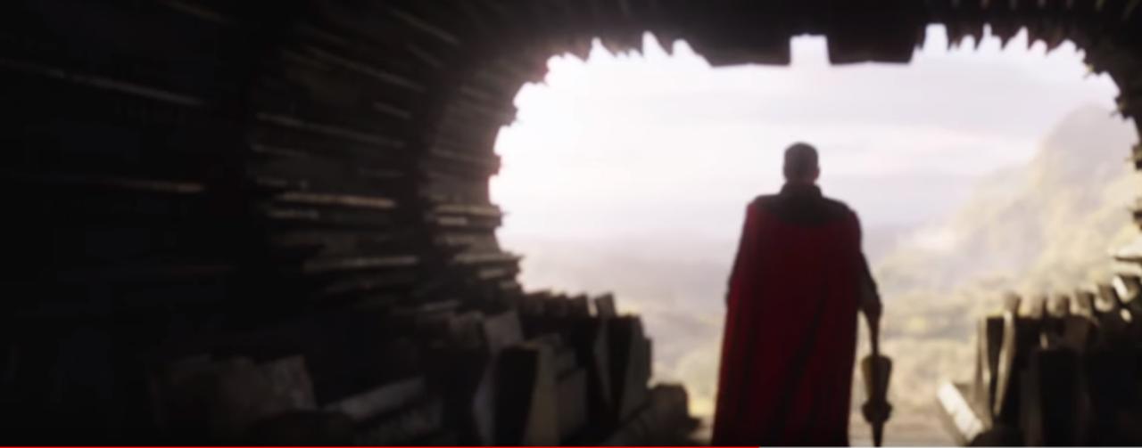 Thor in Wakanda?