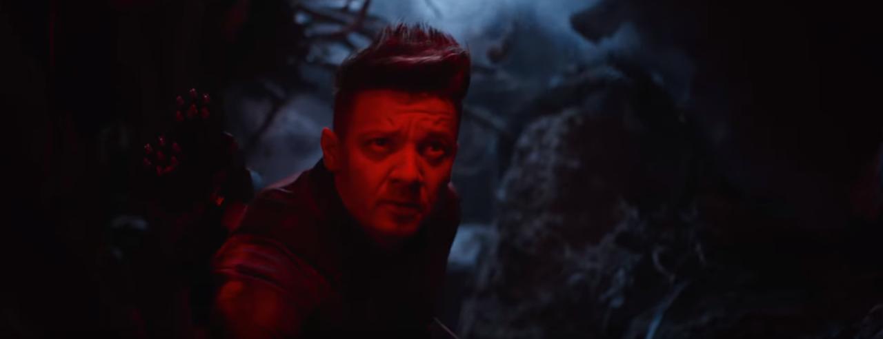 Hawkeye Returns