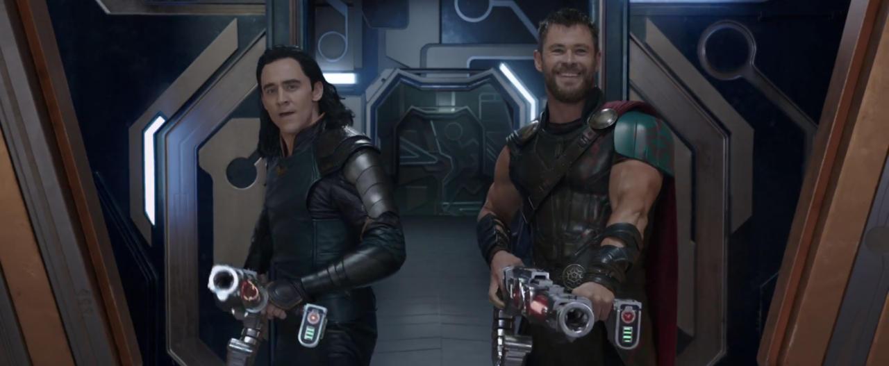 7. Thor and Loki's Sacrifices