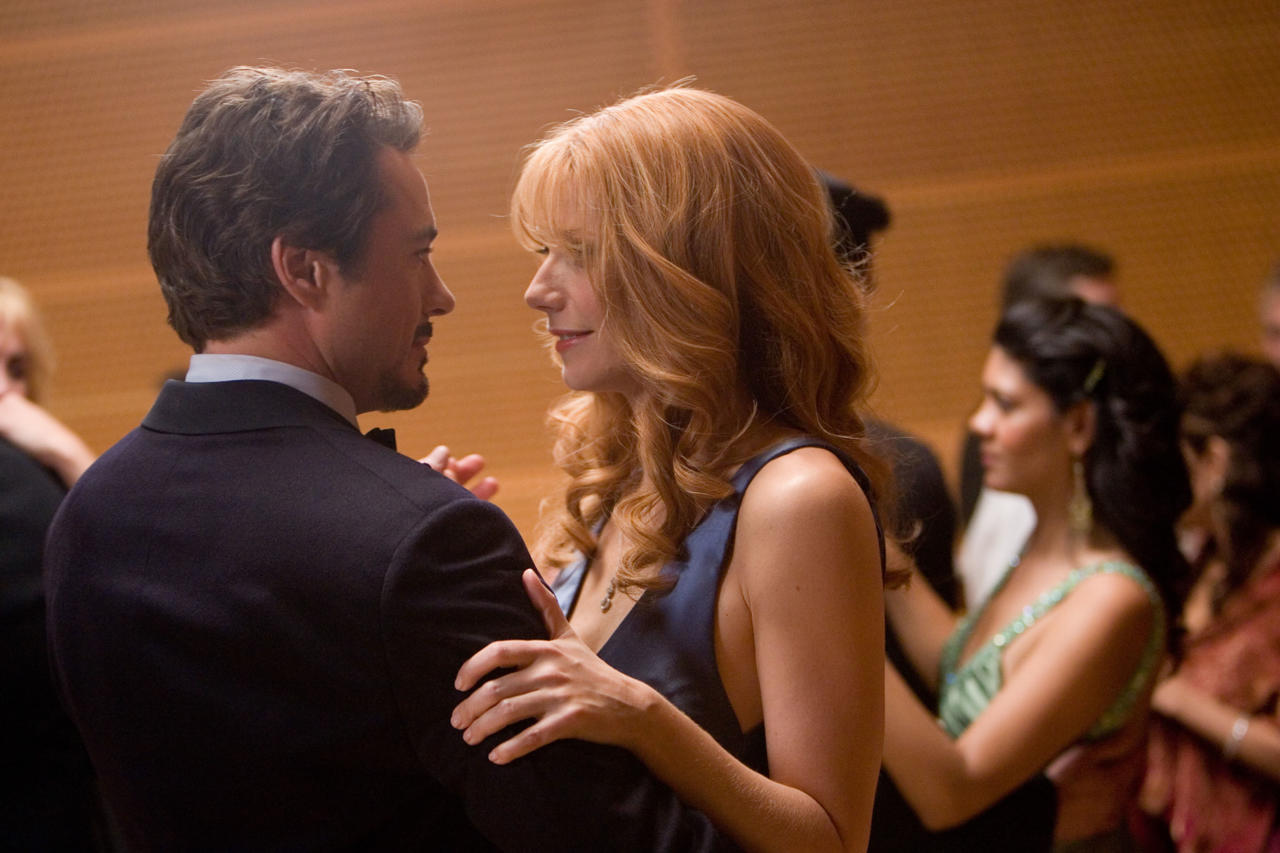 4. Tony and Pepper's Proposal