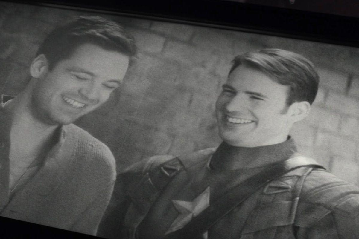1. Steve and Bucky's Entire Lives