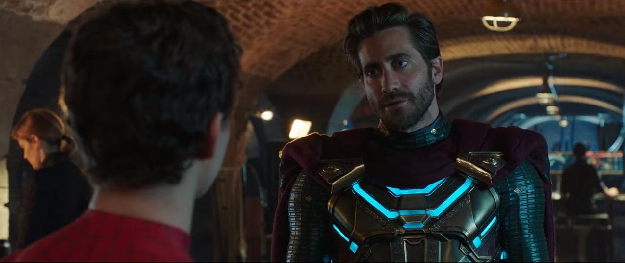 He's an alternate Earth's Peter Parker