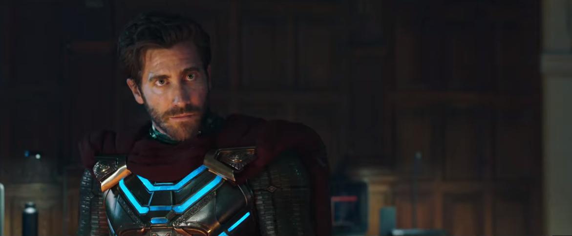 He's an alternate Earth's Harry Osborn