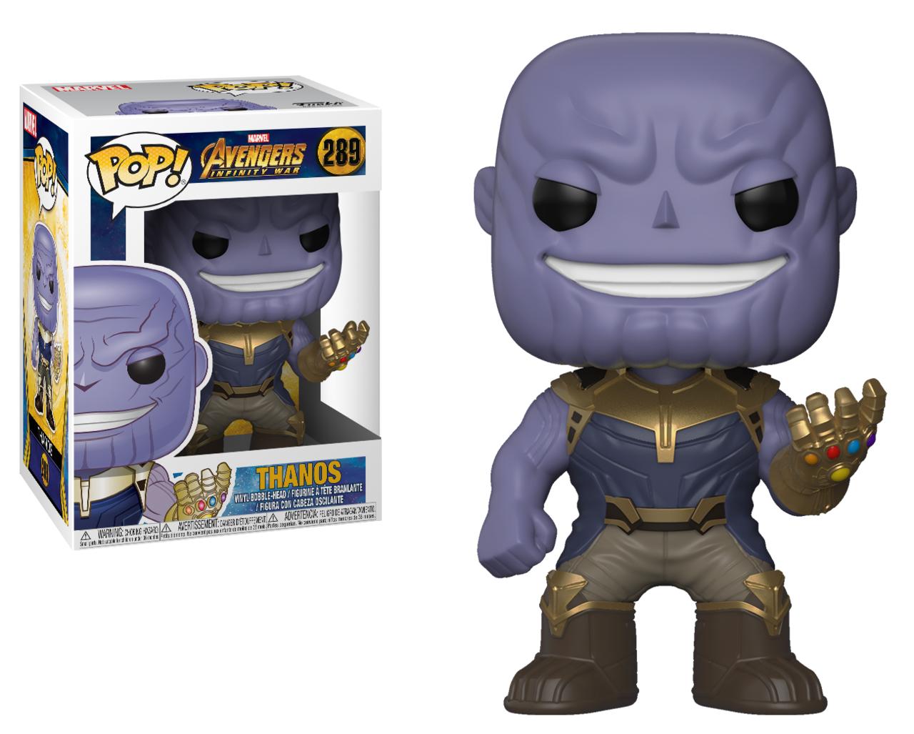 WORST: Smiling Thanos (289)