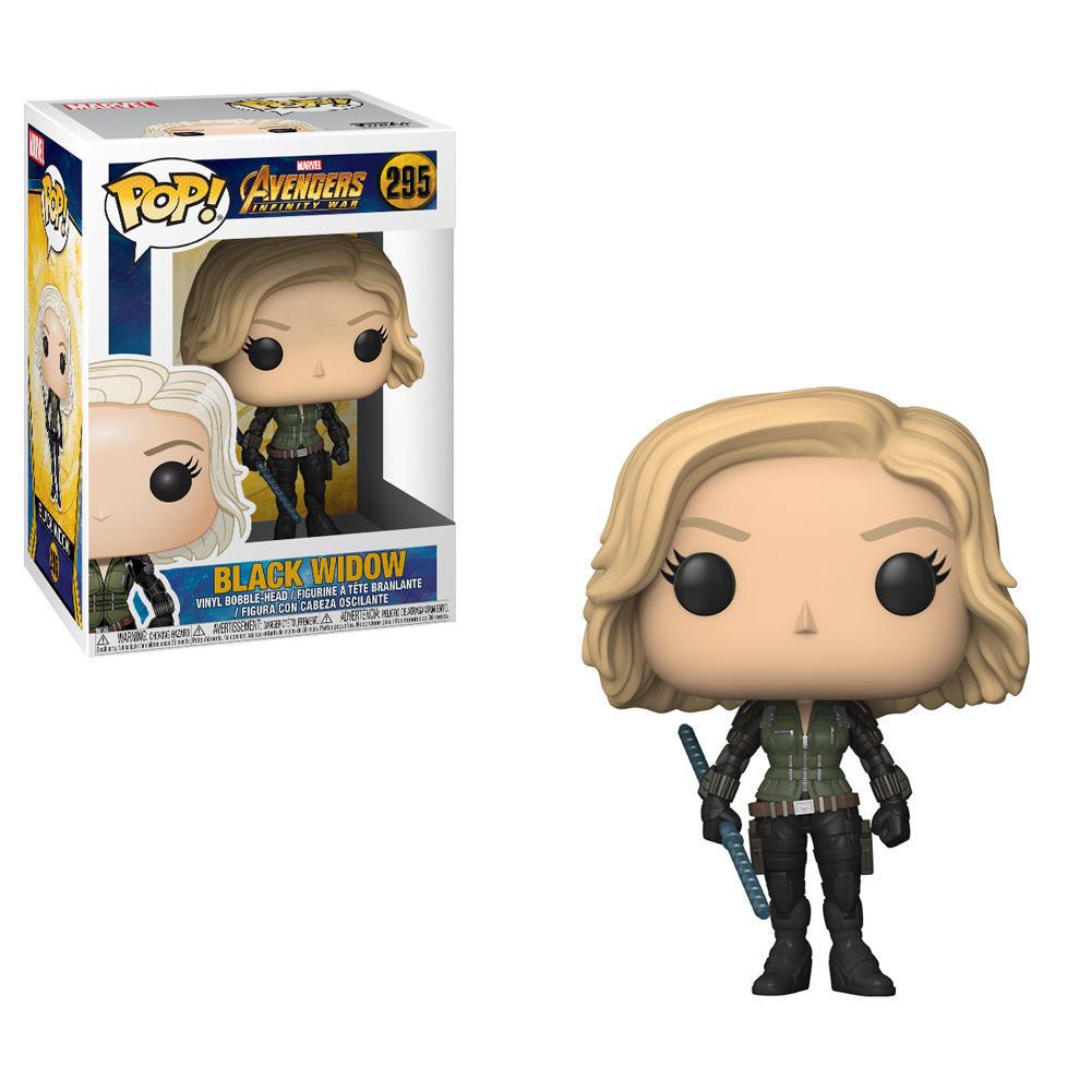 WORST: Blonde Black Widow (295)