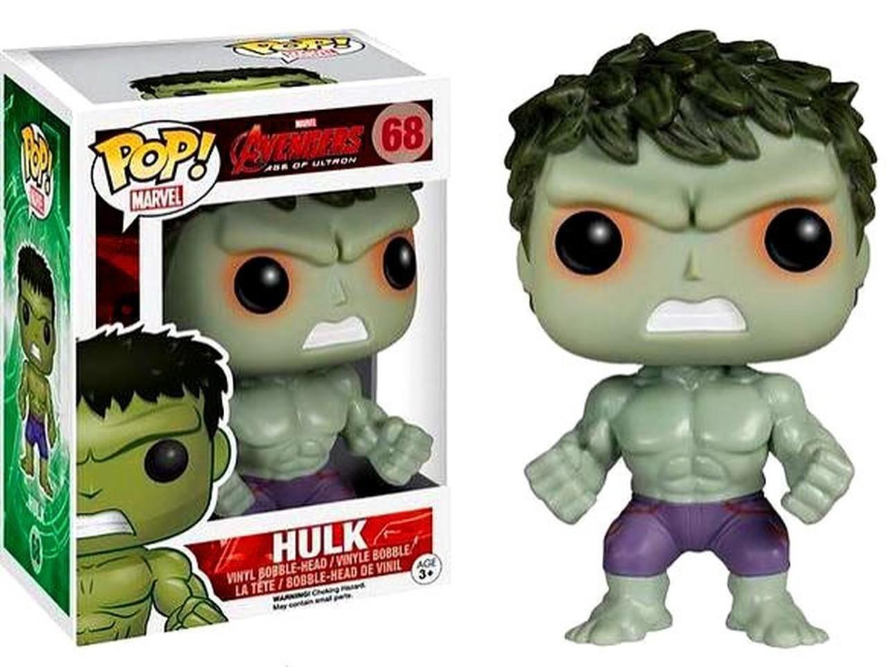WORST: Hulk (68)