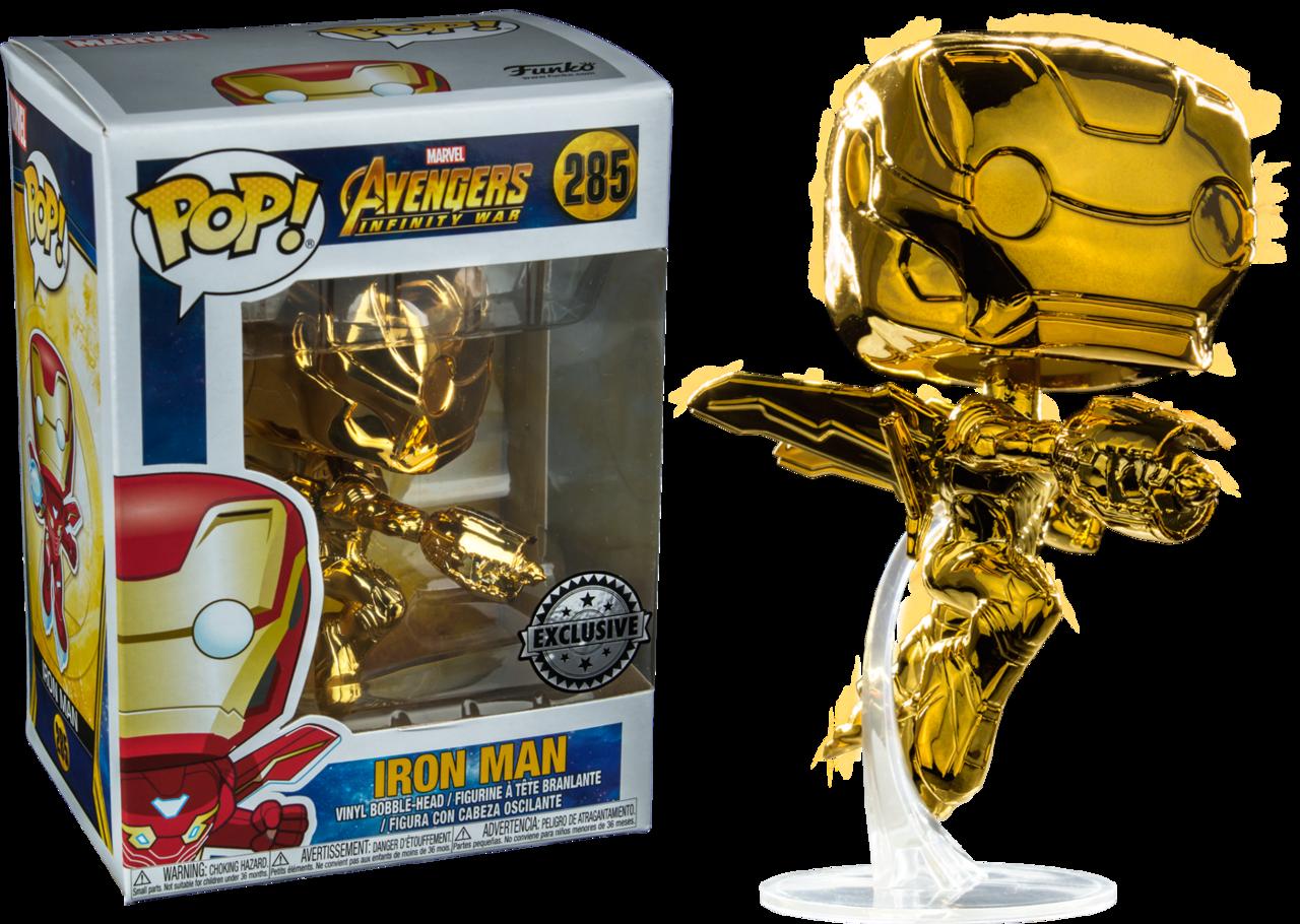 BEST: Golden Iron Man (285)