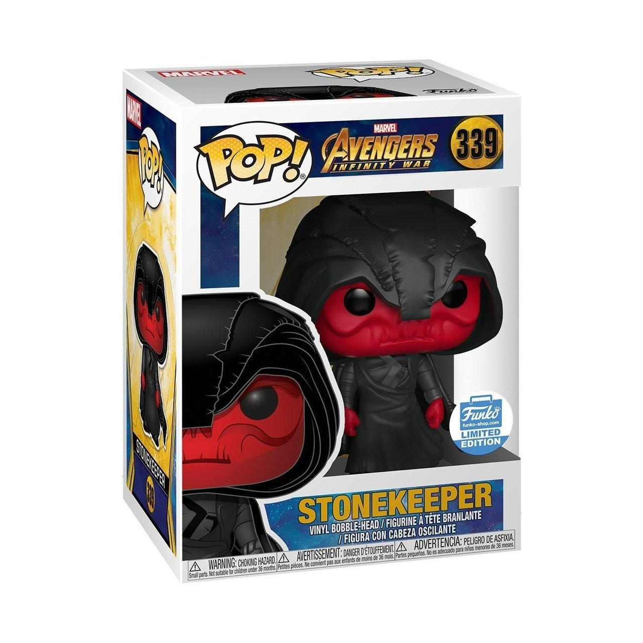 WORST: Stonekeeper Red Skull (339)