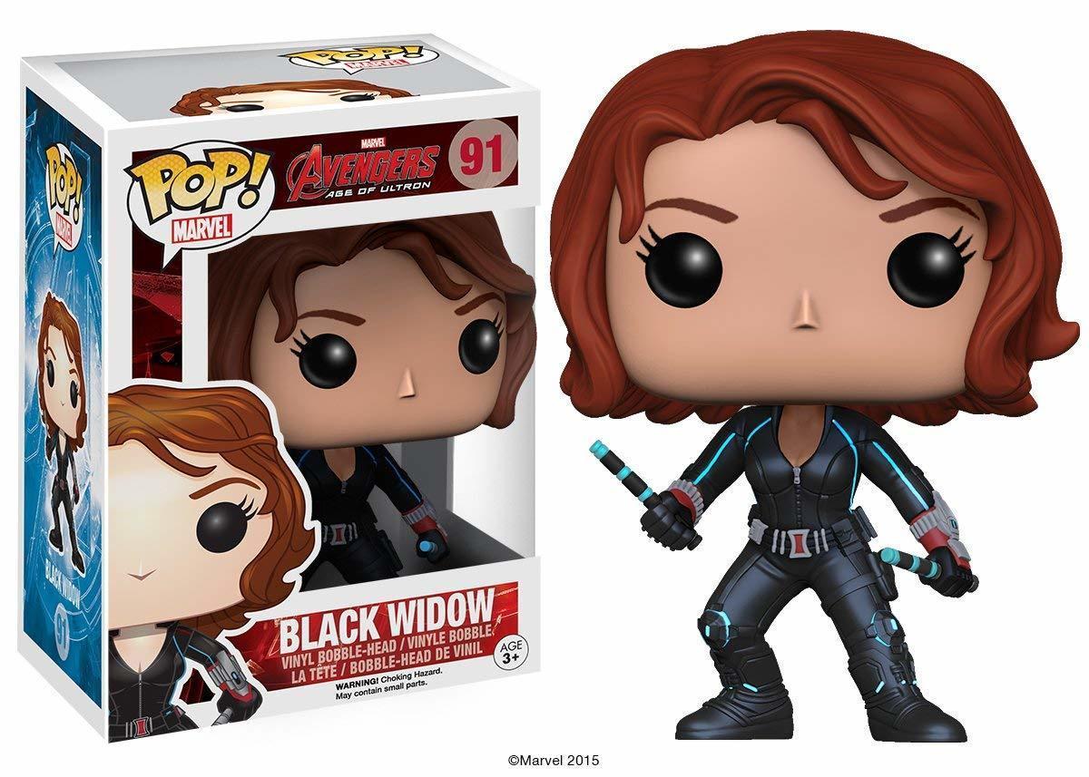 BEST: Age of Ultron Black Widow (91)