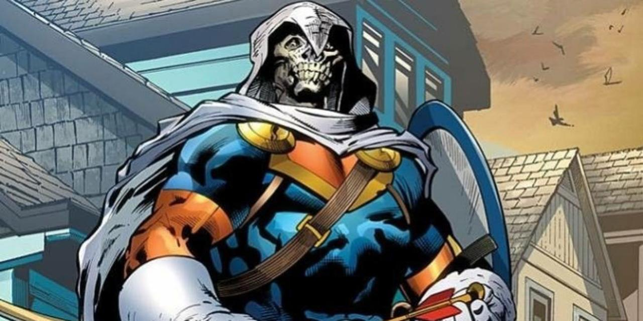 Taskmaster is here to make everyone miserable