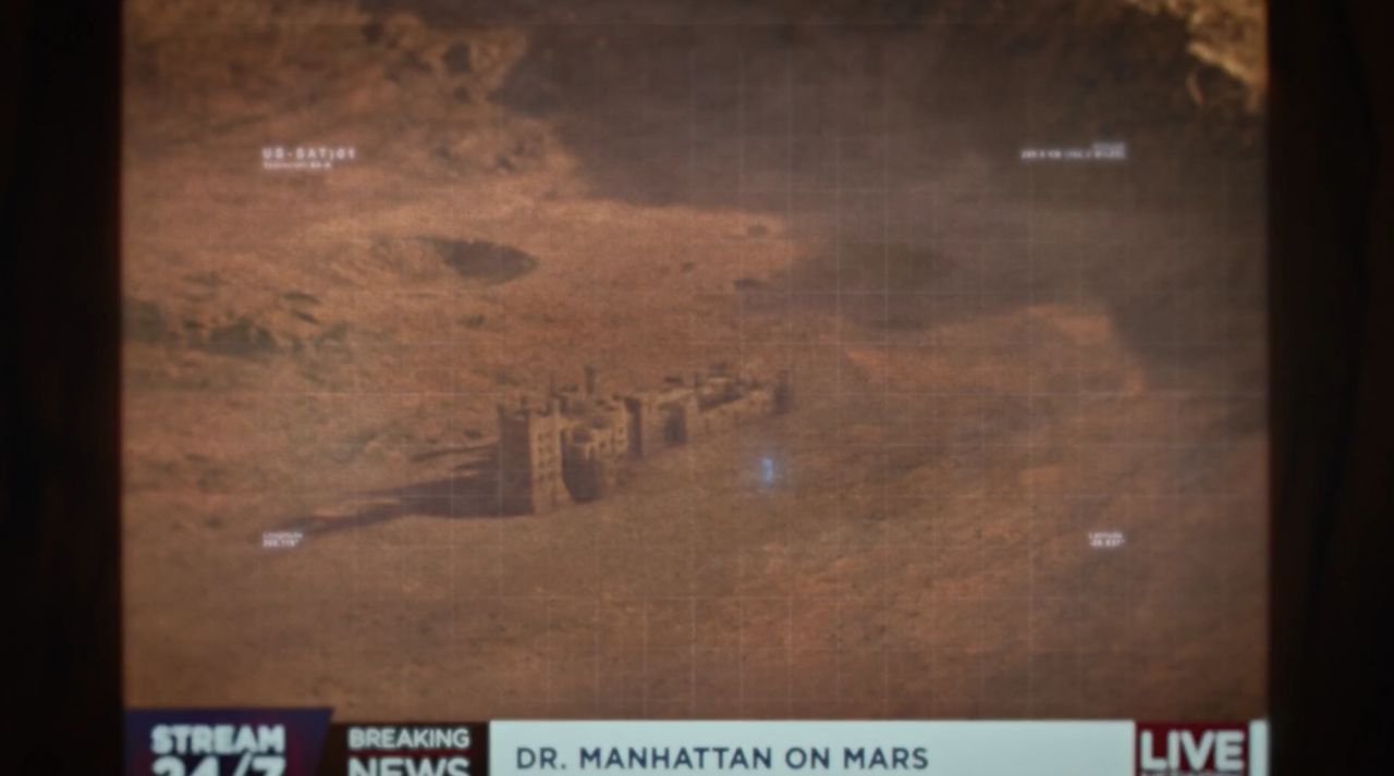 1. Is There Life on Mars?