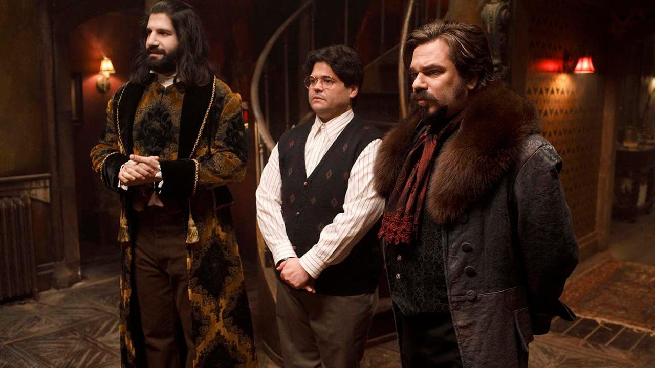 11. What We Do in the Shadows
