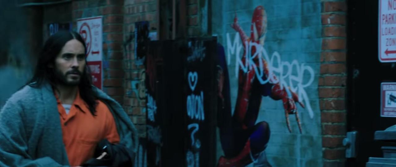 8. Spider-Man: Murderer?