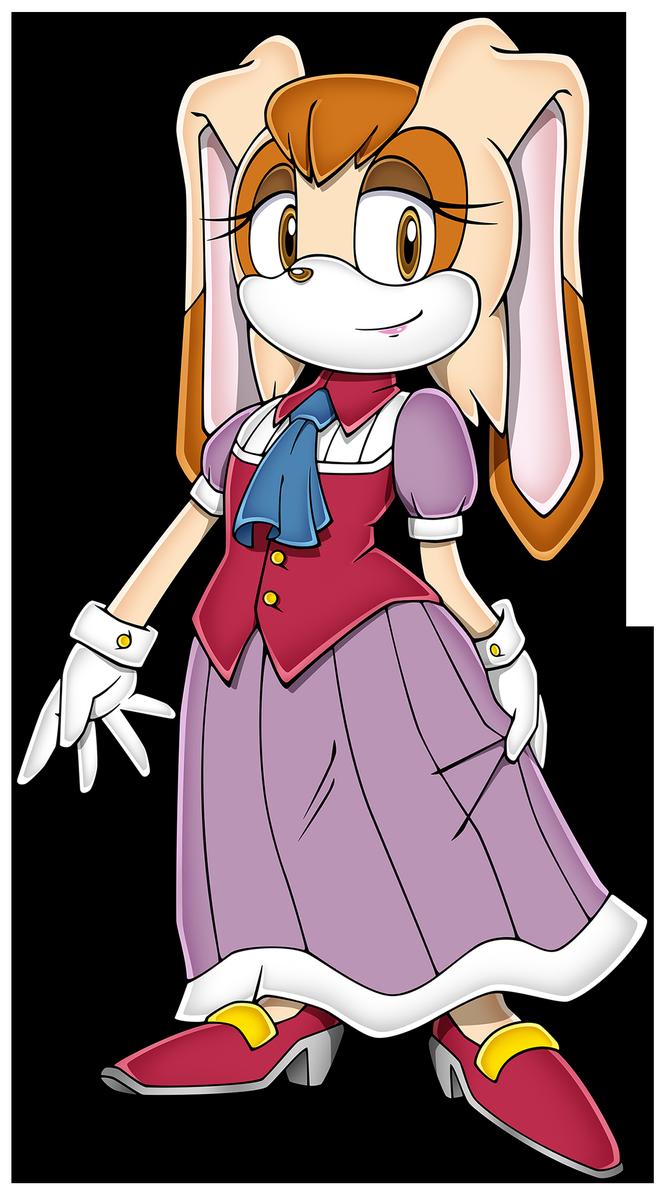2. Vanilla the Rabbit