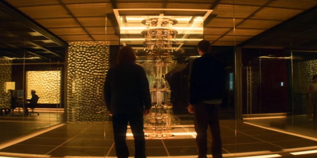 """The Machine""/The Central Unit"